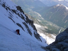 Eugster Couloir June 13