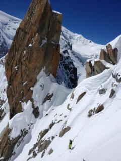 Midi south couloir may 13