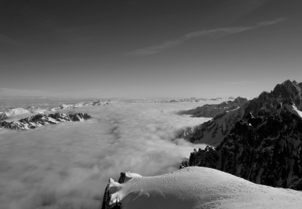 Early morning inversion
