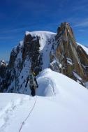 Tim on the ridge