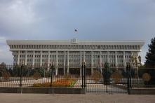 Overpowering Soviet Buildings