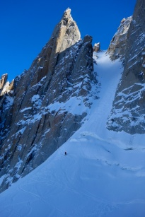 The Gervasutti Couloir
