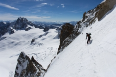 East Couloir Diable