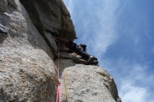 Ally on the famous Knubel crack