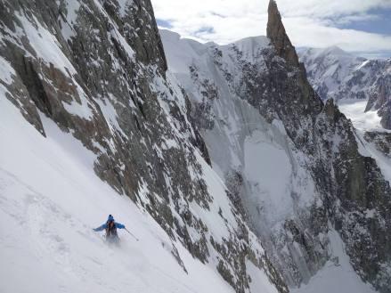 looks steep